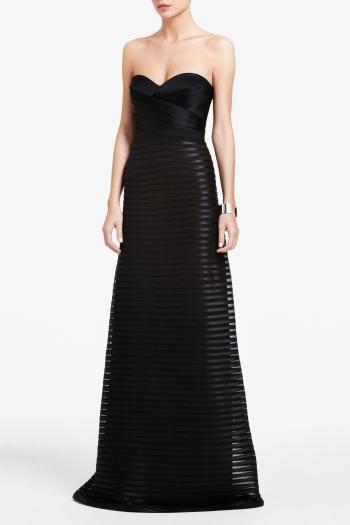 pBCBG1 10562311dt - BCBGMAXAZRIA Μαύρα φορέματα Φθινόπωρο Χειμώνας 2011 2012