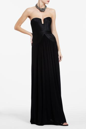 pBCBG1 11536774dt - BCBGMAXAZRIA Μαύρα φορέματα Φθινόπωρο Χειμώνας 2011 2012
