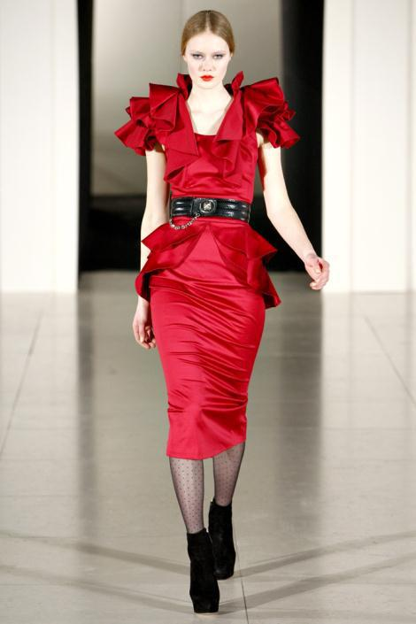 00210fullscreen4 - Temperley London Φορέματα Συλλογή Φθινόπωρο Χειμώνας 2011 2012
