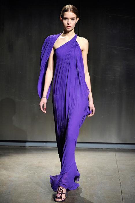 00240fullscreen4 - Halston Φορέματα Συλλογή Φορέματα Φθινόπωρο Χειμώνας 2012