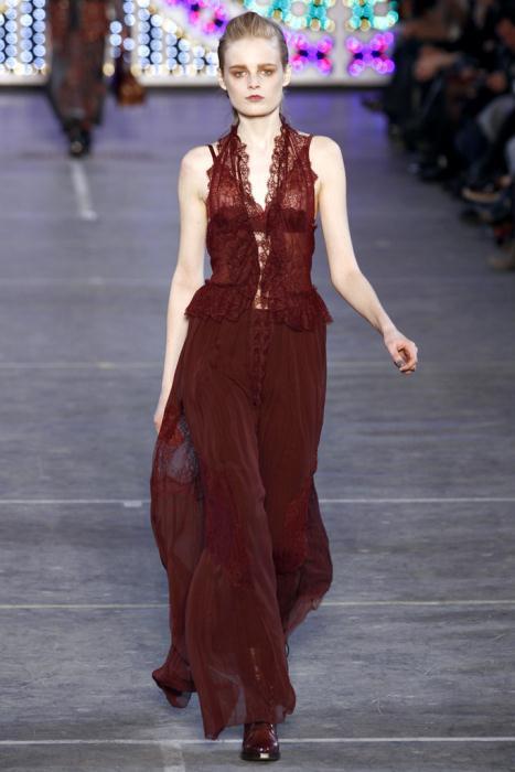 00340fullscreen5 - Kenzo Φορέματα Φθινόπωρο Χειμώνας 2011 2012