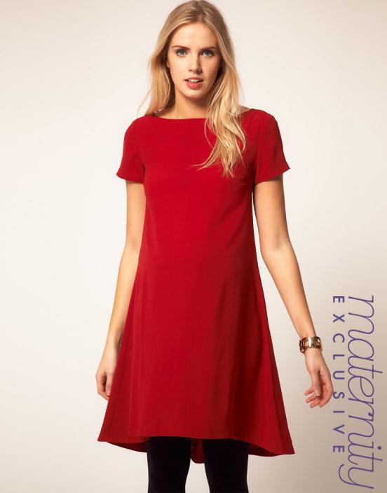 10 - Θηλυκά και μοντέρνα φορέματα εγκυμοσύνης 2012 από το asos