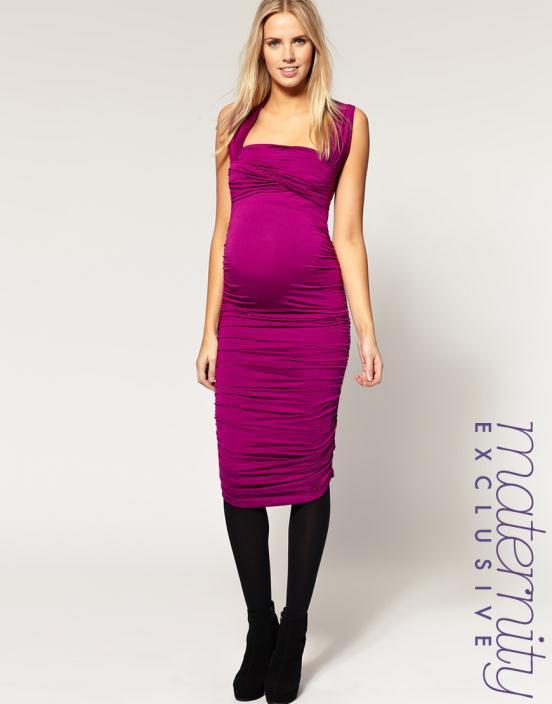 12 Θηλυκά και μοντέρνα φορέματα εγκυμοσύνης 2012 από το asos