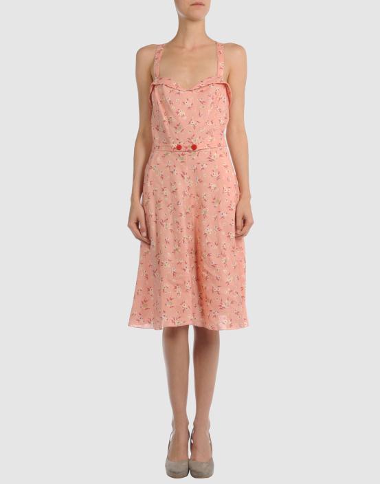 34215496lc 14 f - Φορέματα Ralph Lauren Collection στο yoox.com