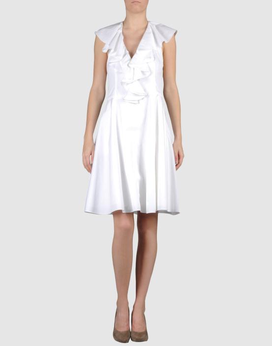 34220188it 14 f - Φορέματα Ralph Lauren Collection στο yoox.com