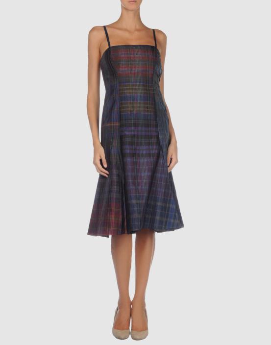 34222513gj 14 f - Φορέματα Ralph Lauren Collection στο yoox.com