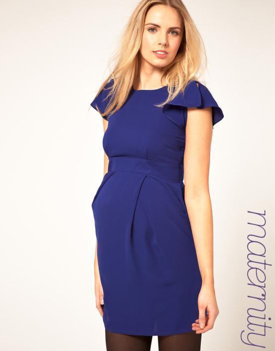 4 - Θηλυκά και μοντέρνα φορέματα εγκυμοσύνης 2012 από το asos
