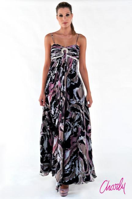 4716 - Charly Βραδινά και cocktail φορέματα