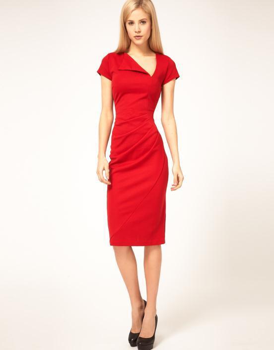 assos6 - Φορέματα 2012 Τα καλύτερα στο κόκκινο χρώμα!!