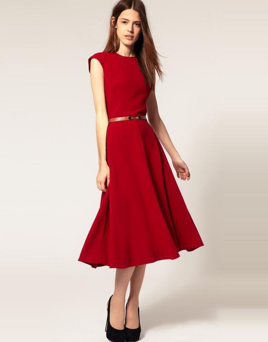 assos8 - Φορέματα 2012 Τα καλύτερα στο κόκκινο χρώμα!!