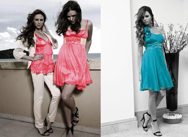 s8MouseOver - Esthita Boutique Φορέματα Συλλογή Φθινόπωρο Χειμώνας 2011 2012