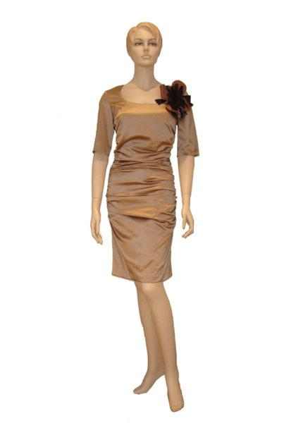 xzxxxx33 1 copy large - Esthita Boutique Φορέματα Συλλογή Φθινόπωρο Χειμώνας 2011 2012
