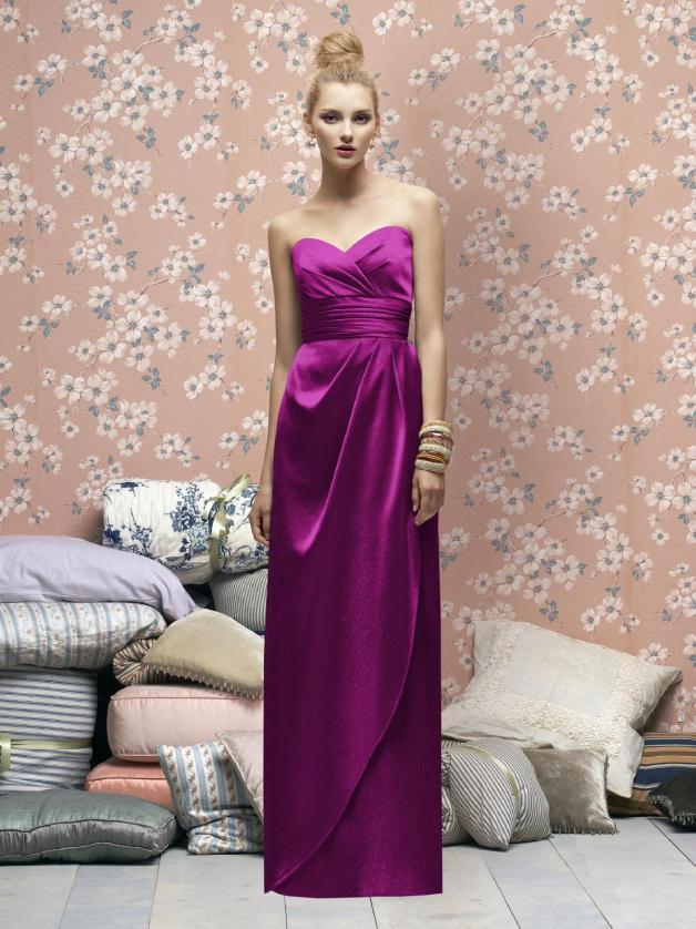 6056 PSPM yawah - Βραδινά φορέματα Lela Rose Collection 2012