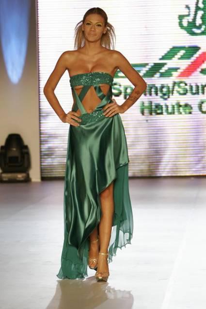 SMARAGDI MPOUSTO - Φορέματα για την κουμπάρα, ΔΗΜΙΟΥΡΓΙΑ by NIKOS-TAKIS