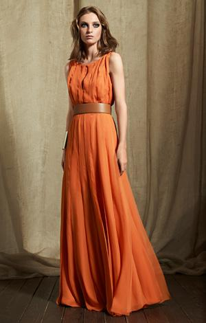 38 ESC mittel SS 12 - Φορέματα Escada Collection Ανοιξη Καλοκαίρι 2012