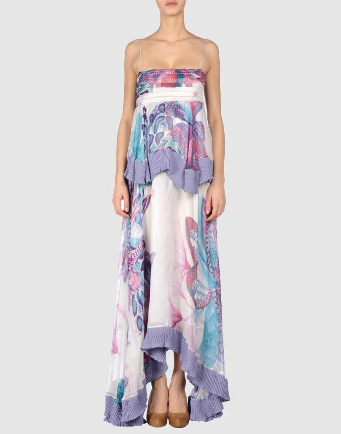 34256678kc 14 f - Καλοκαιρινα Maxi Φορέματα Just Cavalli