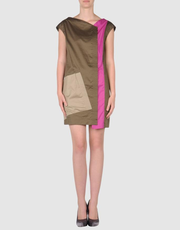 Dresses Jil Sander Navy Collection Spring Summer 11 - Φορέματα Jil Sander Navy Collection Ανοιξη Καλοκαίρι