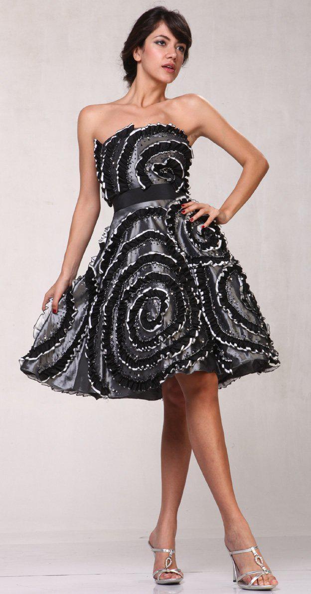 61 6w3UcuNL. SL1191  - Βραδυνα φορεματα Cinderella 2011 2012 κωδ. 23