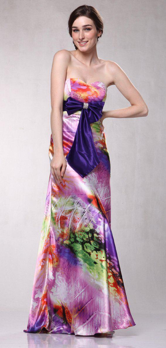 610HSsmU60L. SL1191  - Βραδυνα φορεματα Κουμπάρας 2011 2012 κωδ. 67
