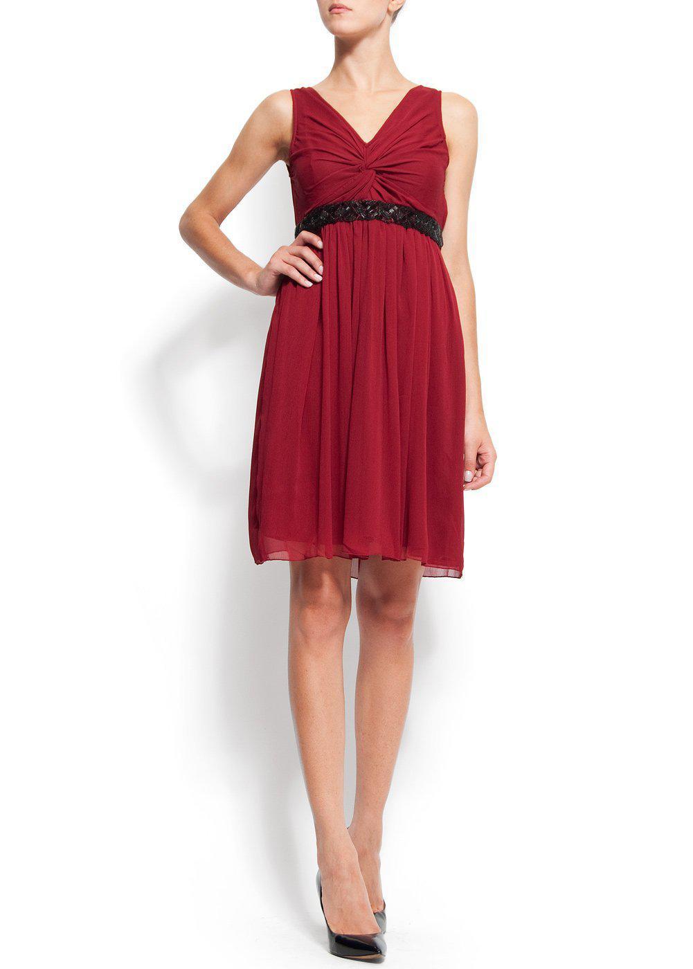 Βραδυνα φορεματα Mango 2011 2012 κωδ. 03 c91bbe798a3