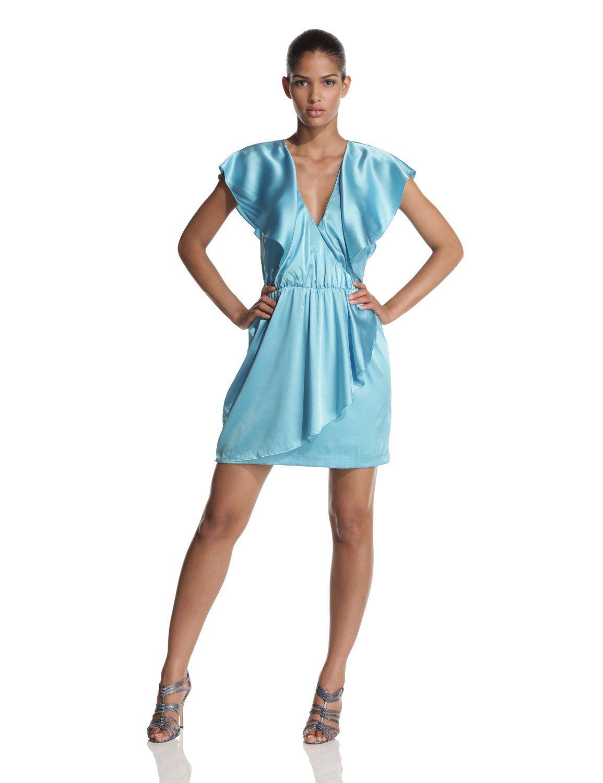 1bc6e11bdfcc Βραδυνα φορεματα Halston Heritage 2011 2012 κωδ.16