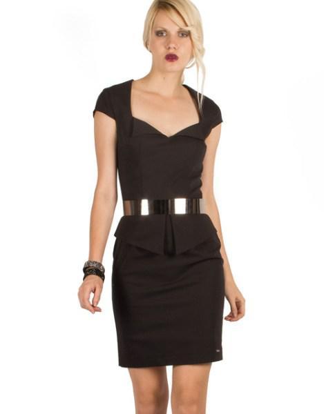 Toi Moi μαύρα φορέματα Φθινόπωρο Χειμώνας 2013 2014 6e1db8175e1