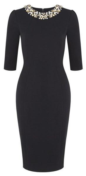 Marks Spencer μονόχρωμα φορέματα Φθινόπωρο Χειμώνας 2013 2014 f086dc69028