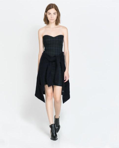 Zara Trf foremata fthinoporo xeimonas 2013 2014 11 - Zara Trf φορέματα Φθινόπωρο Χειμώνας 2013 2014