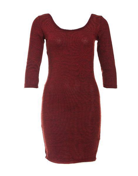 158a8fc3d204 Καθημερινά Φορέματα Terranova Φθινόπωρο Χειμώνας 2013 2014