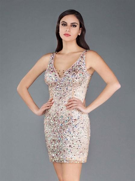 c626ba37108f Κοντά φορέματα Mikael Καλοκαίρι 2014