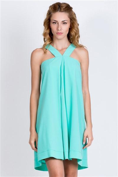 ddb0abd83670 Μονόχρωμα φορέματα Attrattivo Καλοκαίρι 2014