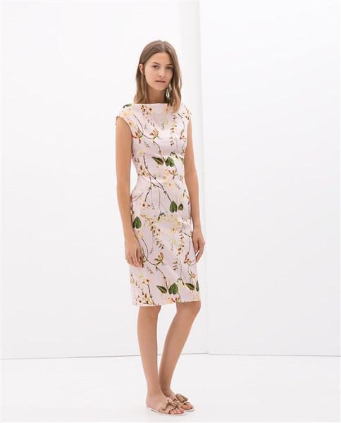 Zara φορέματα Συλλογή Φθινόπωρο 2014 f63452a8a88