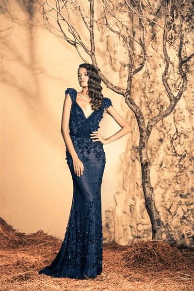 vradina foremata Ziad Nakad 2014 7 - Βραδινά φορέματα υψηλής ραπτικής Ziad Nakad
