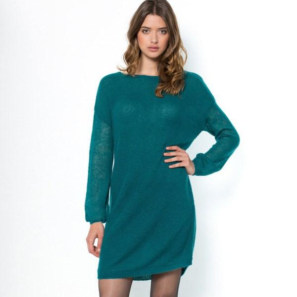 La Redoute foremata xeimonas 2014 7 - Casual φορέματα La Redoute φθινόπωρο χειμώνας 2014