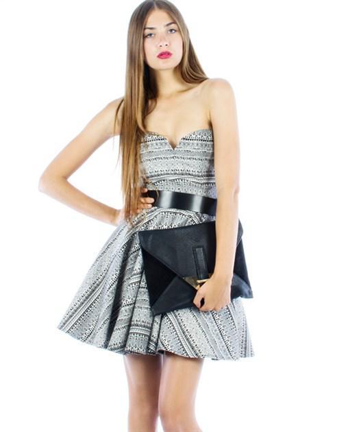 c29a02b2ce1 Φορέματα Toi&Moi Φθινόπωρο Χειμώνας 2014