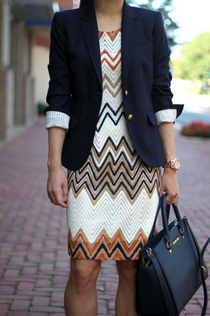 combine your dresses with jacket (3)