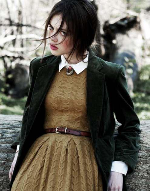 combine your dresses with jacket (5)