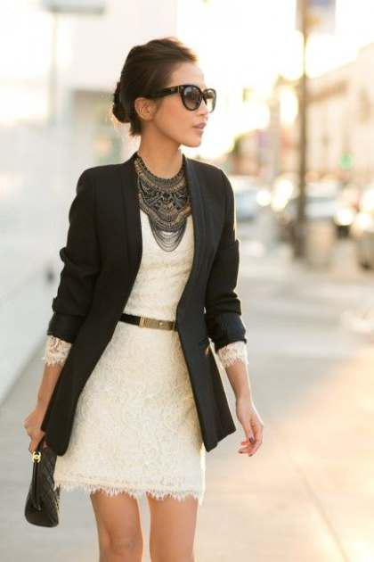 combine your dresses with jacket (6)