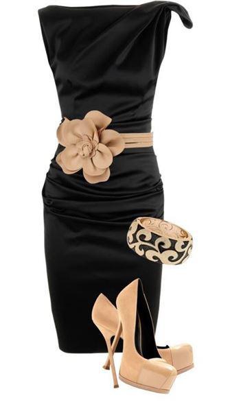 mavro forema 4 - 5 τρόποι για να φορέσετε ένα μαύρο φόρεμα