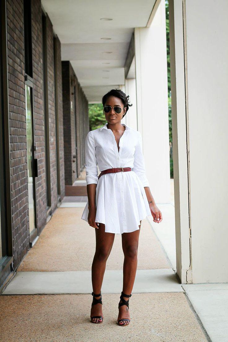 shirt dresses 2 - Πώς θα βάλουμε τα shirt dresses