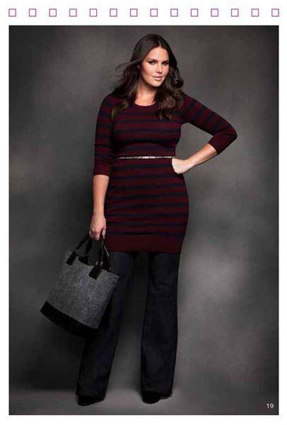 Φορέματα - πουλόβερ σε μεγάλα μεγέθη 86ced95d5ec