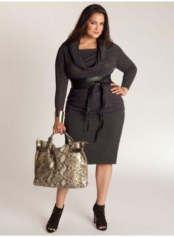 Φορέματα - πουλόβερ σε μεγάλα μεγέθη 911a0d0cf25