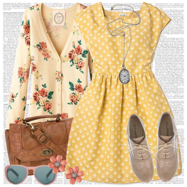 vintage forema 5 - Vintage φορέματα για κάθε μέρα