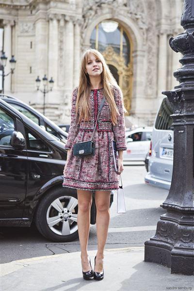 xeimoniatika foremata street style 5 - Φορέματα για υπέροχο street style τον χειμώνα