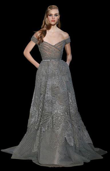 Ellie Saab haute couture dress spring summer 2015 4 - Φορέματα Elie Saab άνοιξη καλοκαίρι 2015