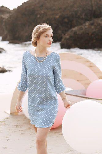 vintage anoikstiatika foremata 2 - Vintage φορέματα για την άνοιξη