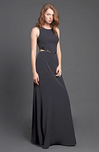 1d61d218b18 Βραδινά Φορέματα Forel Φθινόπωρο Χειμώνας 2015
