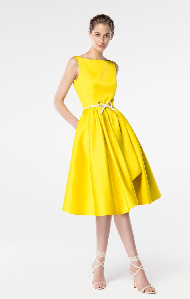 d4ef36a78eec Carolina Herrera Φορέματα άνοιξη 2016