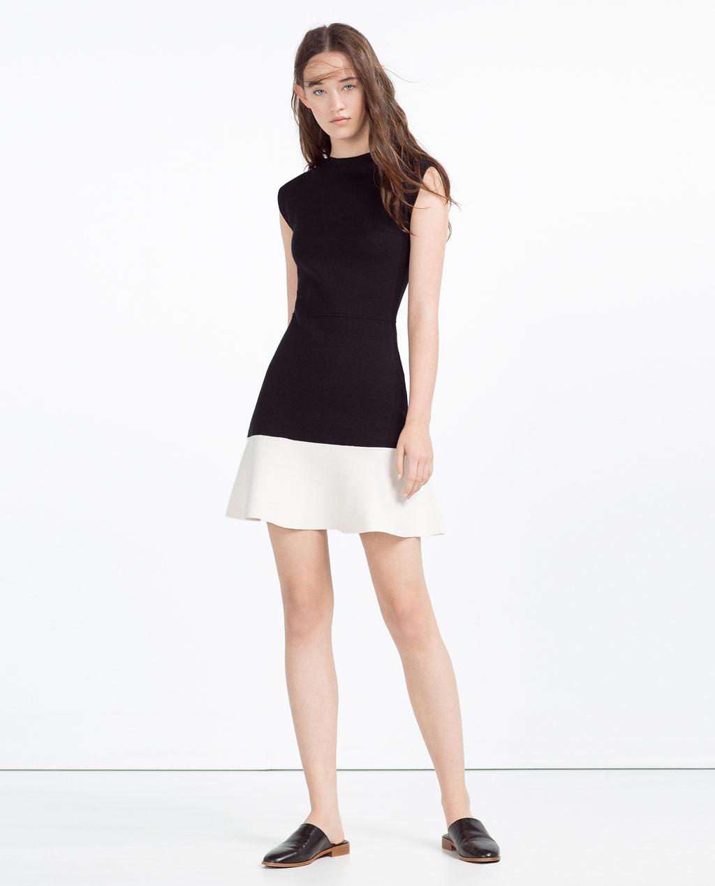 foremata zara anixi 2016 - Φορέματα Zara άνοιξη 2016