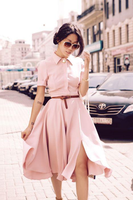 70c3ae17360 Τα πιο στιλάτα κουφετί φορέματα για ρομαντικό styling